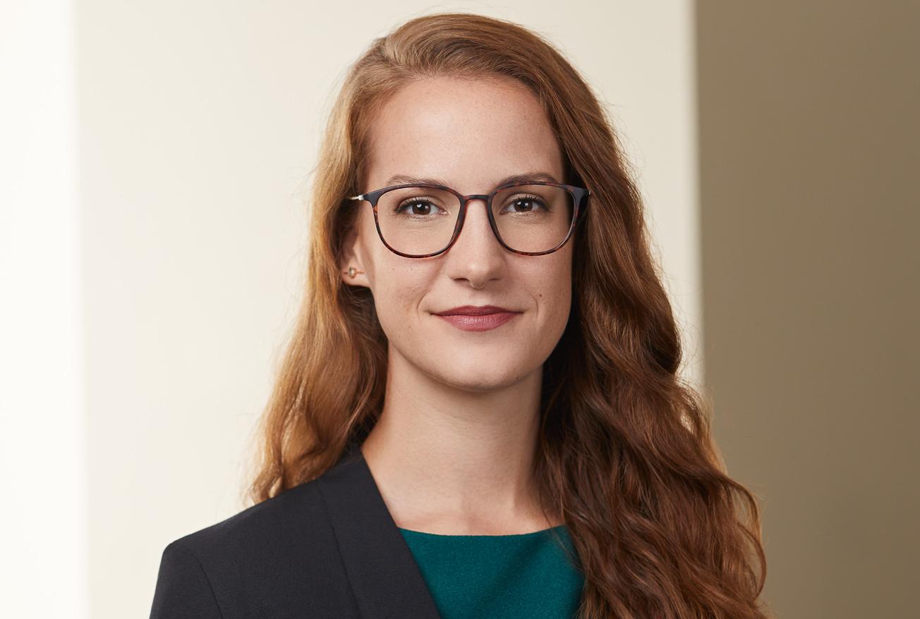 Photo of lawyer Katie Brack of Kelly Santini LLP
